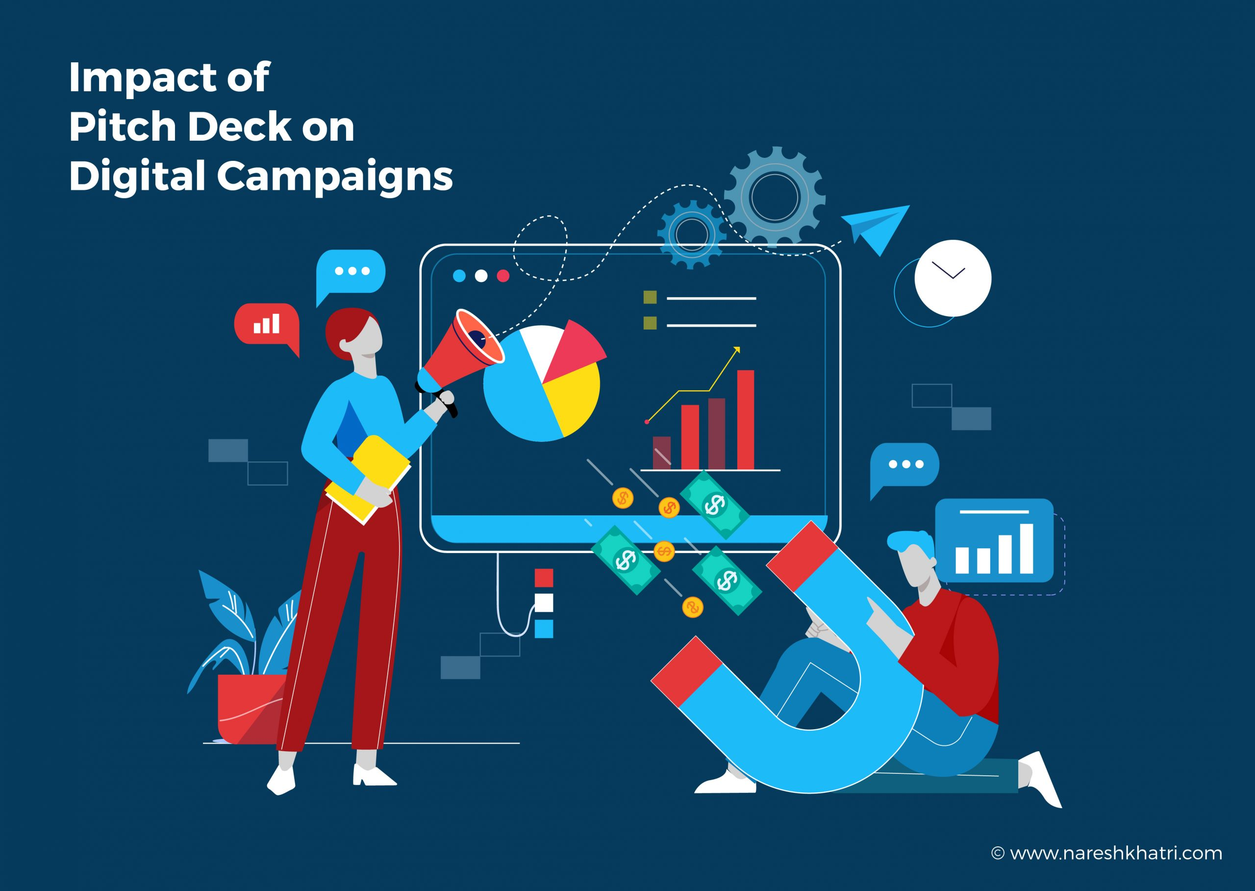 Impact of Pitch Deck on Digital Campaigns