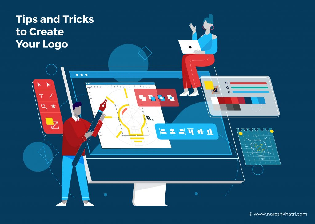 Tips and Tricks to Create Your Logo