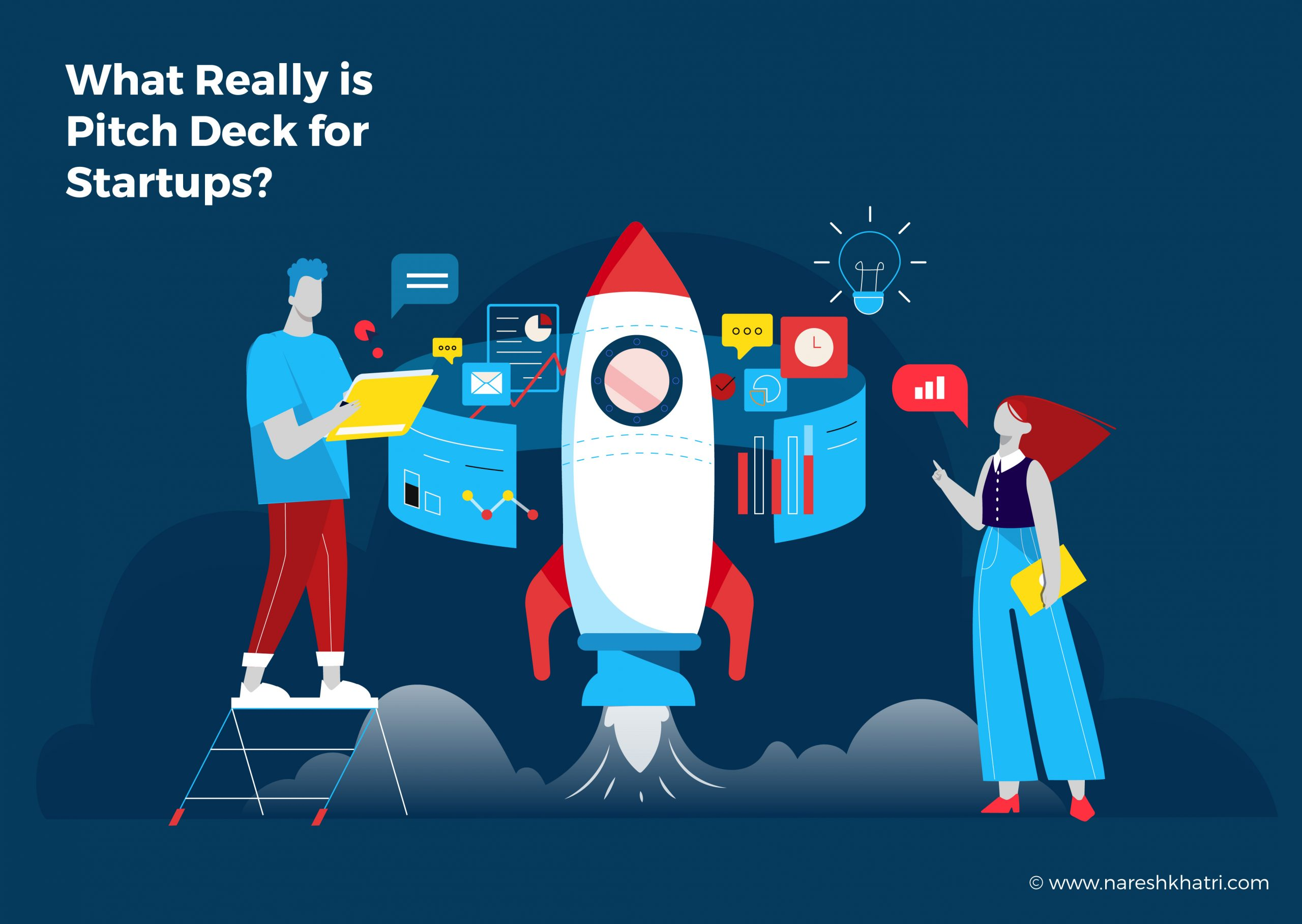 What Really is Pitch Deck for Startups?